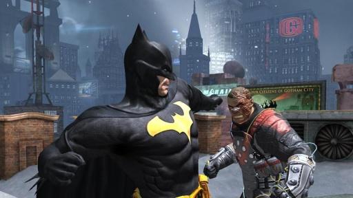 蝙蝠侠:阿甘起源截图2
