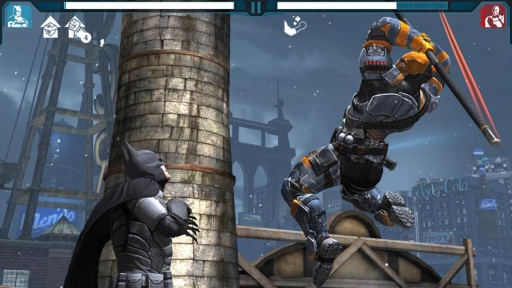 蝙蝠侠:阿甘起源截图4