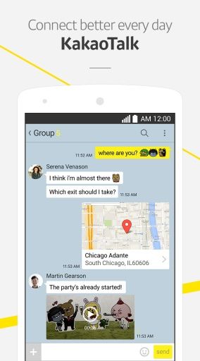 KakaoTalk: Free Calls & Text截图0