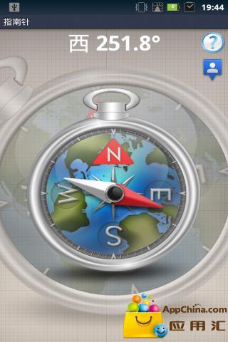 精美指南针