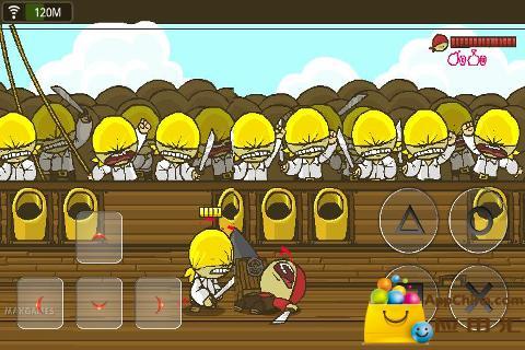 海盗战争截图2