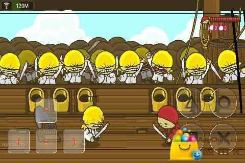 海盗战争截图3