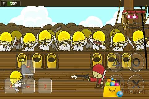 海盗战争截图4