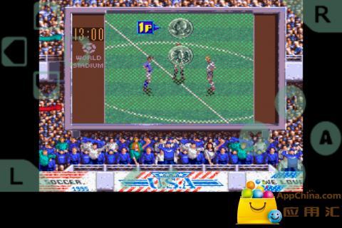 SFC游戏之真况足球2截图2