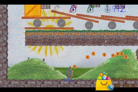 涂鸦画画 Doodle Ü截图1
