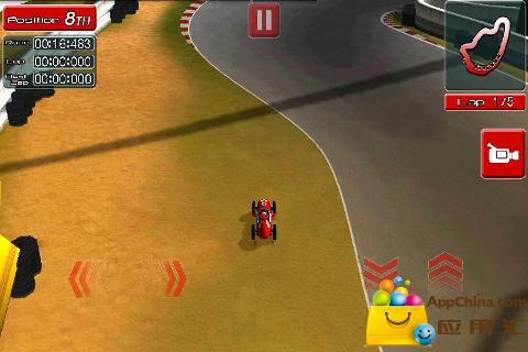 赛车传奇截图2