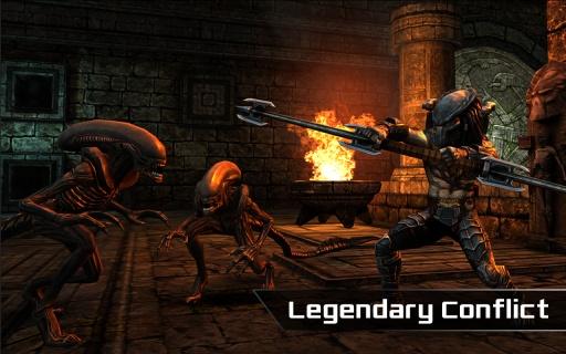 异形大战铁血战士:进化截图1