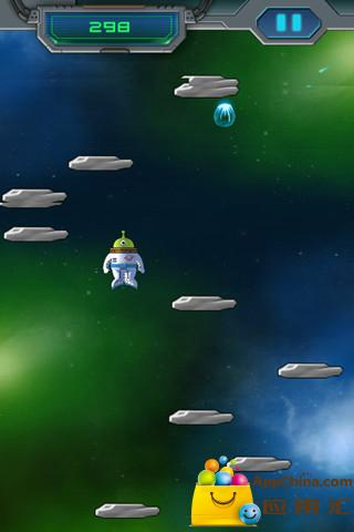 【免費動作App】太空跳跃-APP點子