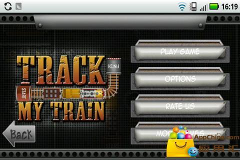軌道小火車遊戲