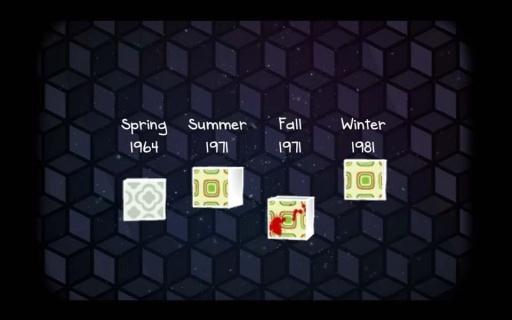 方块逃脱:四季截图4