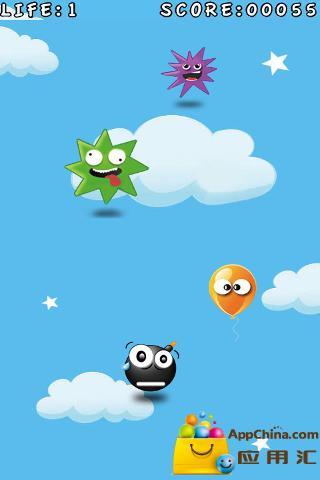 玩免費動作APP|下載气球快跑 app不用錢|硬是要APP