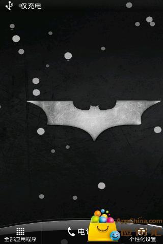蝙蝠侠动态壁纸