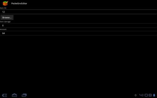 MineCraft编辑器截图3