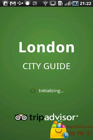 伦敦城市导游