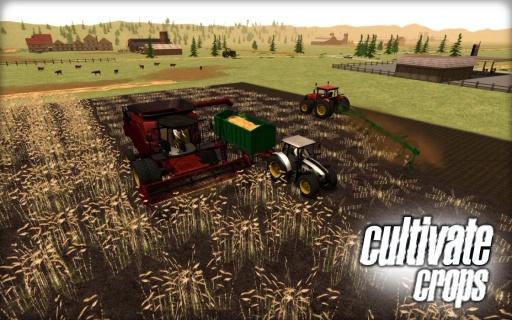 模擬農場2015