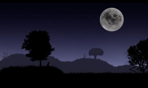 星空月下截图0