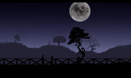 星空月下截图1