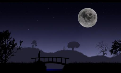 星空月下截图2