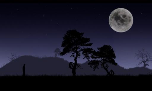 星空月下截图3