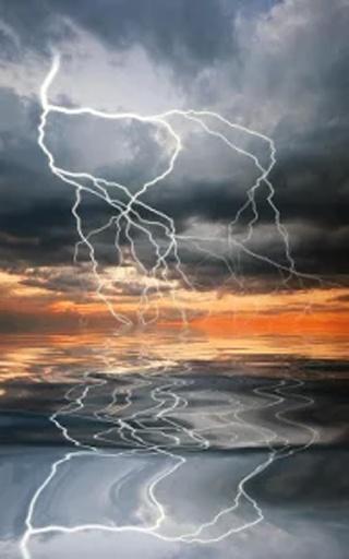 雷雨动态壁纸