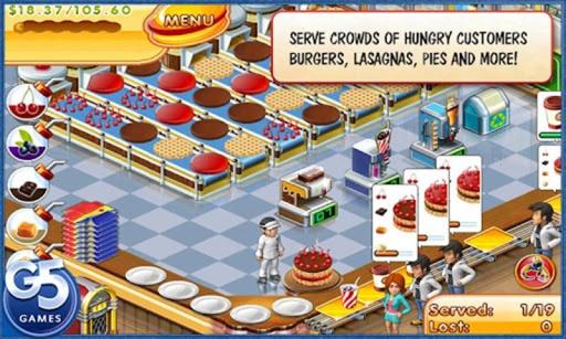 超级汉堡店3中文版