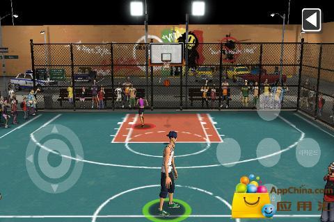 街头篮球2截图2