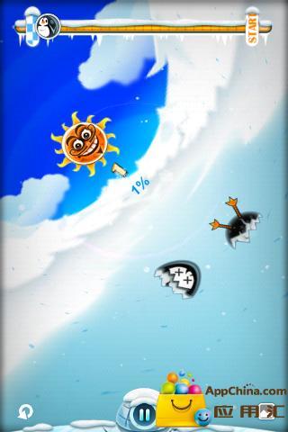 玩益智App|旋转企鹅免費|APP試玩