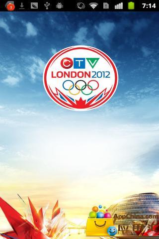 【免費新聞App】CTV伦敦奥运会-APP點子