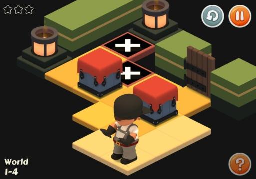 3D推箱子截图2