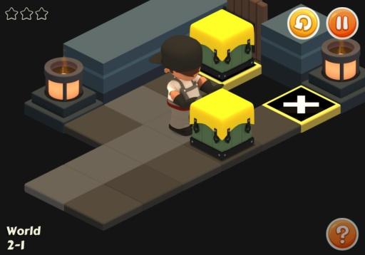 3D推箱子截图3