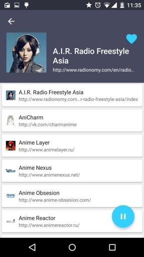 动漫电台#AnimeStation截图1
