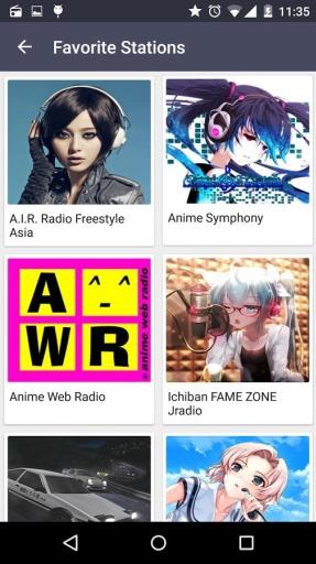 动漫电台#AnimeStation截图2