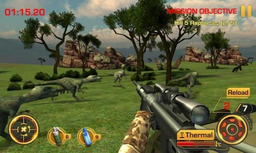 荒野猎手截图3