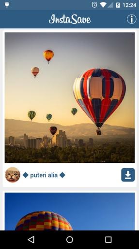 InstaSave – Instagram 下载截图0