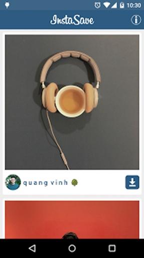 InstaSave – Instagram 下载截图2