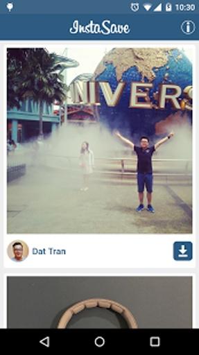 InstaSave – Instagram 下载截图4