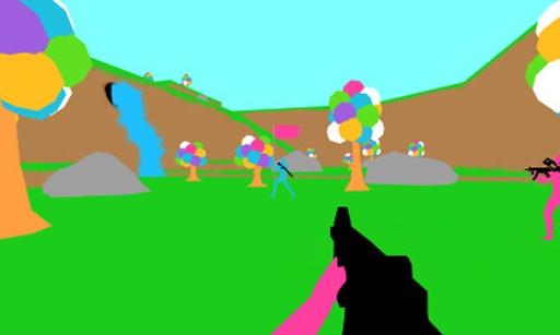 色彩射击截图2