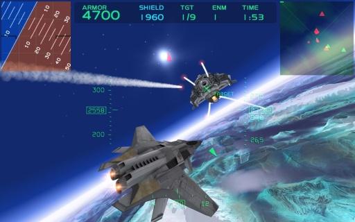霹雳空战X截图1