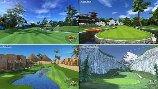 高尔夫之星 中文版截图2