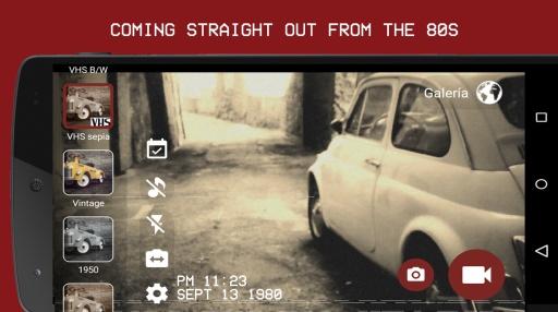 传统录像带相机:VHS截图2