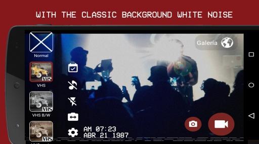 传统录像带相机:VHS截图3