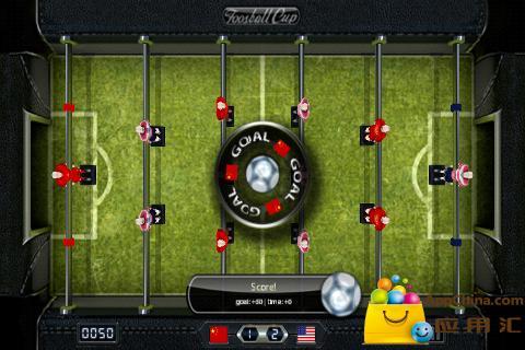 桌上足球截图2