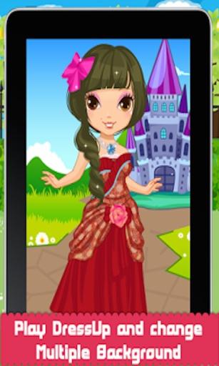 迷人的公主换装截图2