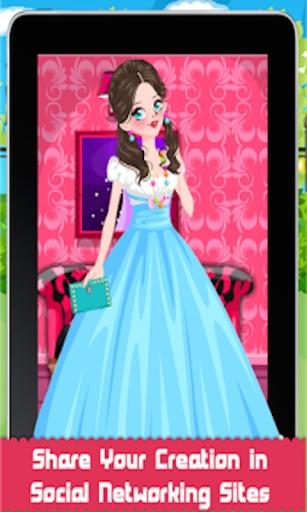 迷人的公主换装截图4