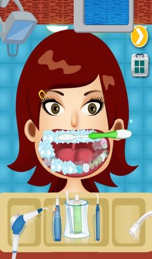 疯狂女孩牙医截图0