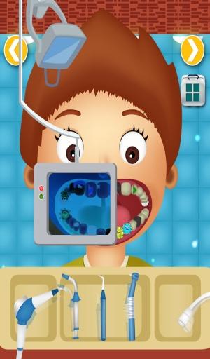 疯狂女孩牙医截图1