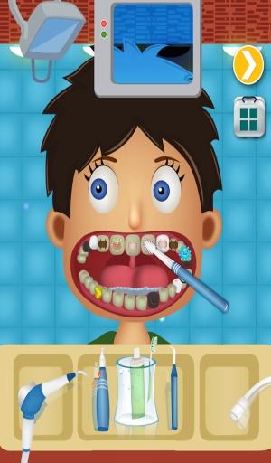 疯狂女孩牙医截图2