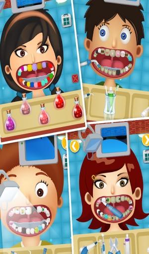 疯狂女孩牙医截图4