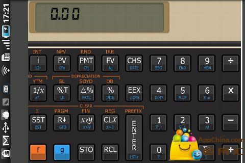 金融计算器 Andro12C financial calculator 已付费版