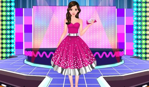 时尚明星装扮游戏截图6